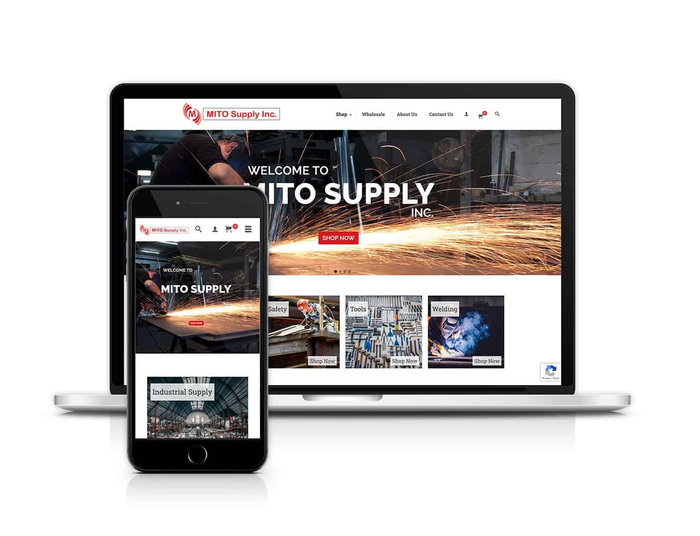 E-commerce Website Design Cahaba Heights AL | Website Design Cahaba Heights AL | Mito Supply