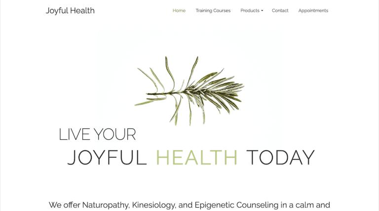 Joyful Health