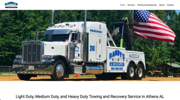 Randy's Towing And Recovery