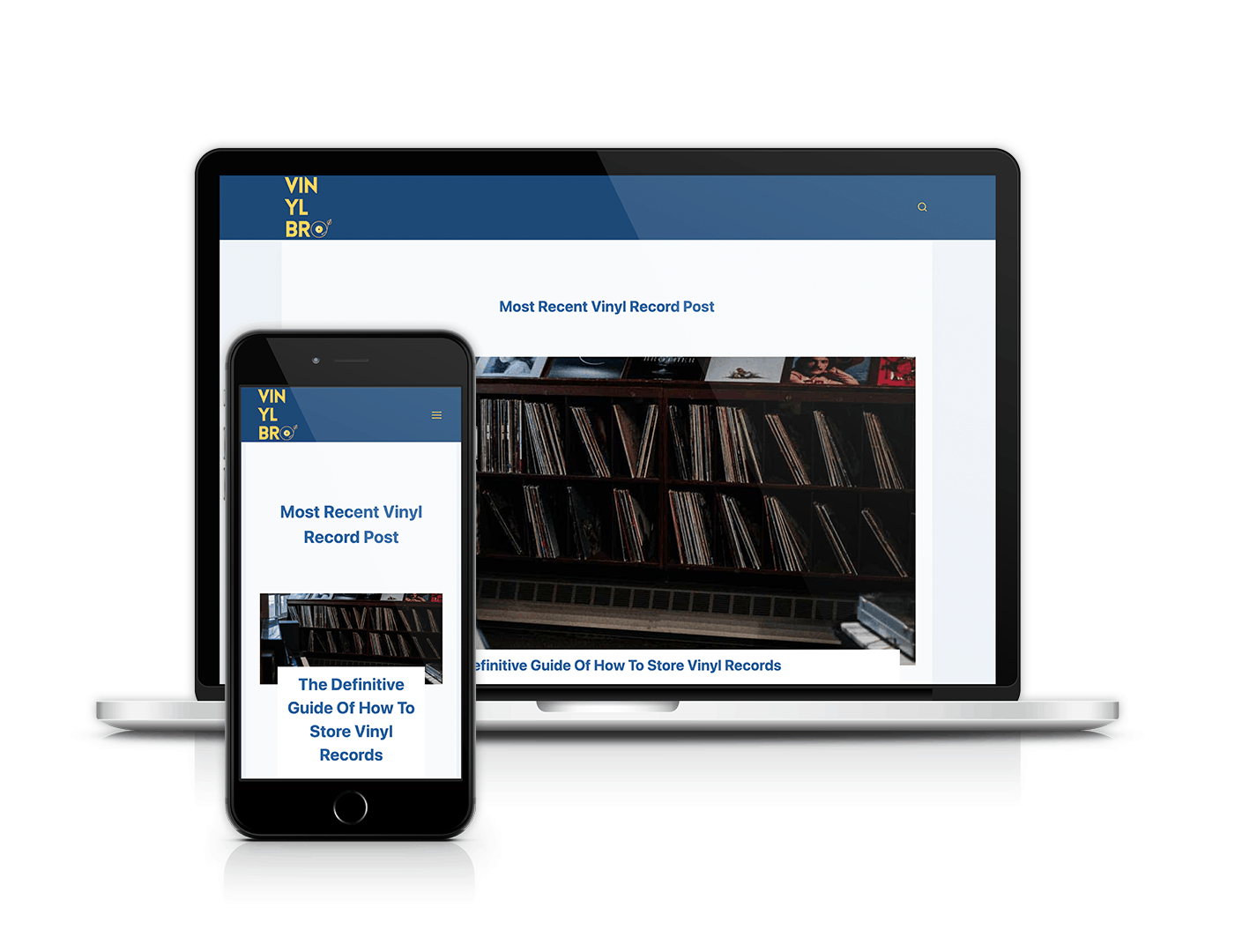 Web Design Birmingham AL | Website Design Birmingham | SEO Birmingham AL | Vinyl Bro