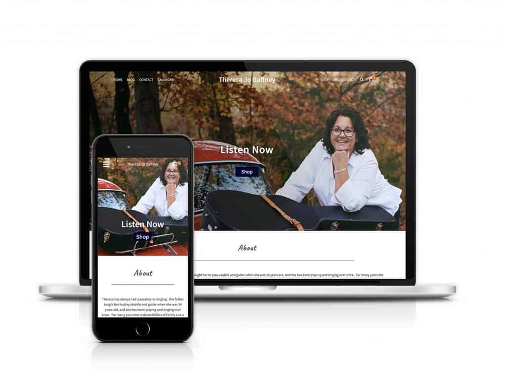 Website Design Vestavia AL | Web Design Vestavia AL | SEO Vestavia AL | Theresa Jo Gaffney