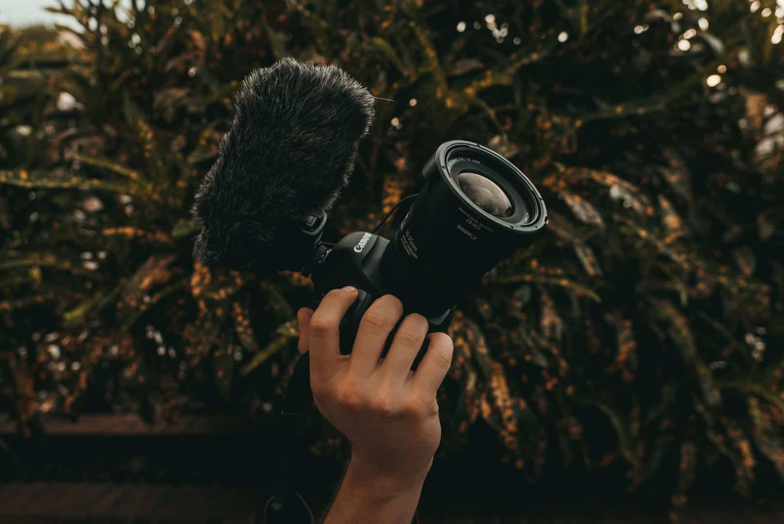 Video Recording Setup